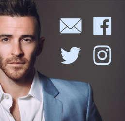 Contact Social Media- Brian Tyler Cohen