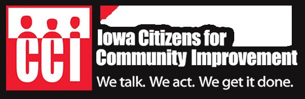 Iowa Citizens for Community Improvement (CCI) logo