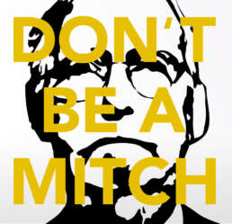 Dont-Be-A-Mitch-ActBlue-Donation-Brian-Tyler-Cohen-NEW